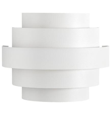 Airam Nora IP54 Vägglampa Vit/Brun