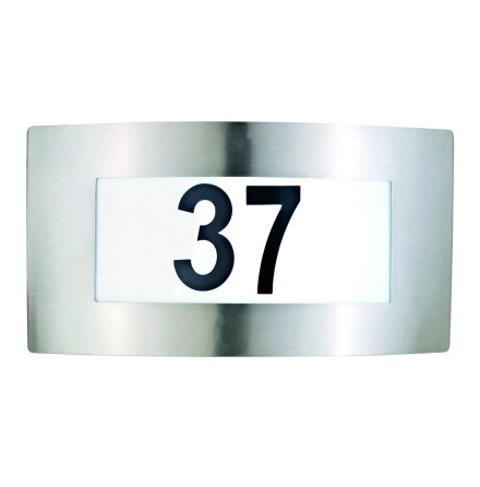 Airam Haaga IP44 Husnummerarmatur