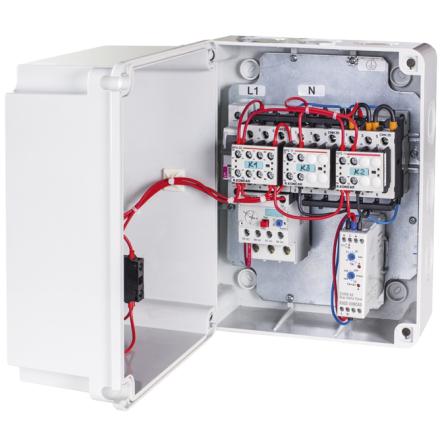 Automatisk Y/D-Kopplare 7,5-15kW