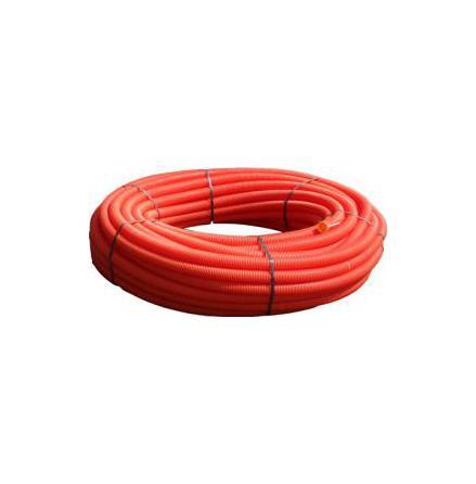 Kabelskyddsrör/Markrör DVS 50/42 Orange 50m tele/fiber