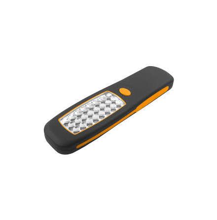 LED Arbetslampa 24x LED, vattentät IP62 3xAA ej inkl.