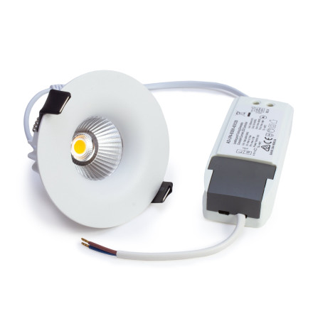 Xerolight Comfort LED Downlight Fast 10W VIT Inkl. Driver