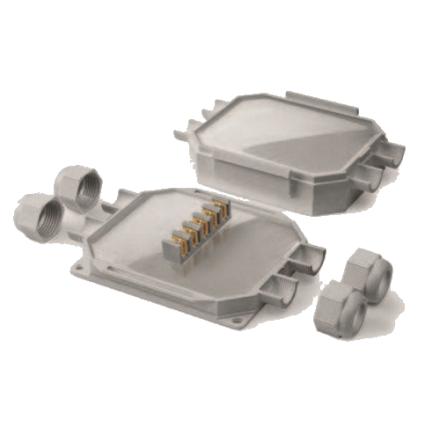 Ready Box IP68 Raytech kopplingsbox Gel