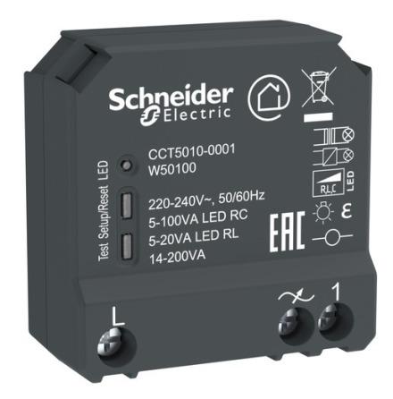 Exxact Wiser Dosdimmer Bluetooth CCT5010-0001