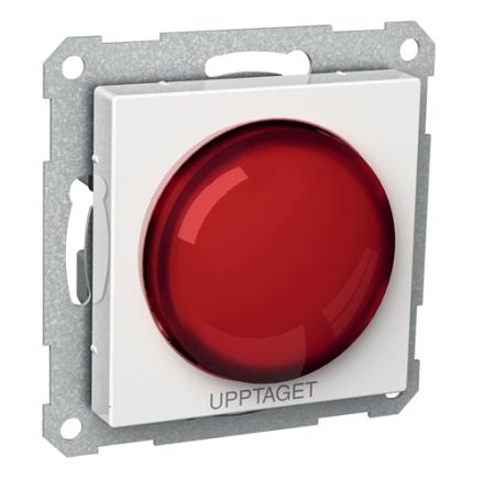 """Schneider Exxact Ljussignal """"Upptaget"""""""