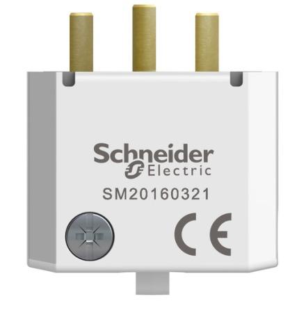 Schneider Exxact Lamppropp DCL rak inf vit