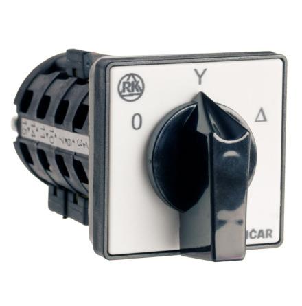 Y/D-kopplare 400V för panelmontage