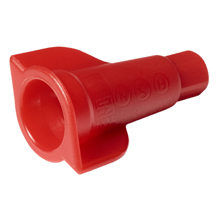 Torix Toppklämma 10-pack Röd