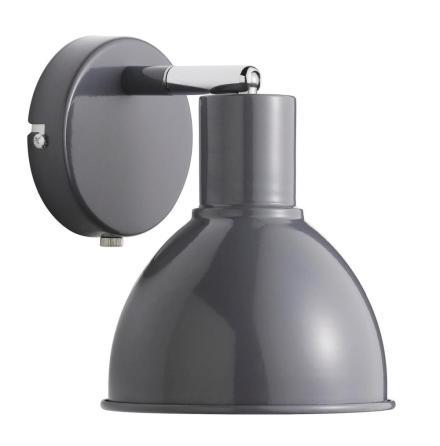 Nordlux Pop Vägglampa Antracit