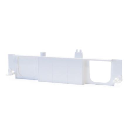 Avdelare med inbyggt vägguttag för IT serie E/F PWS
