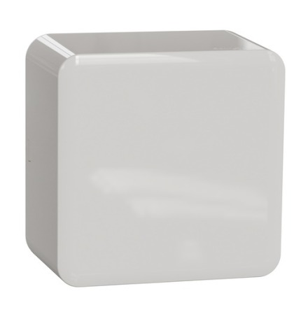 Schneider Exxact surface UTP kopplingsdosa utan plint