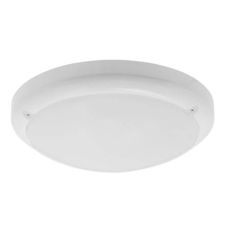 Airam Sono III LED plafond IP54, Ø295mm