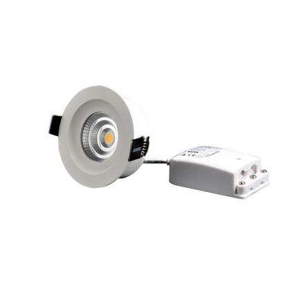Designlight Q-4MW 2700K IP44 inkl. drivdon