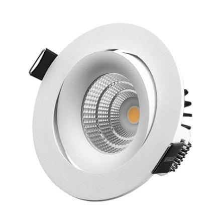 Designlight P-1602527 Tilt 7W 2700K inkl. driver