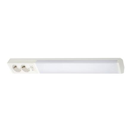 Airam LED Handy 550 Bänkbelysning 2xUttag 3000K Vit