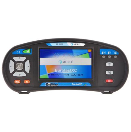 Metrel MI3152 Eurotest XC Installationstestare