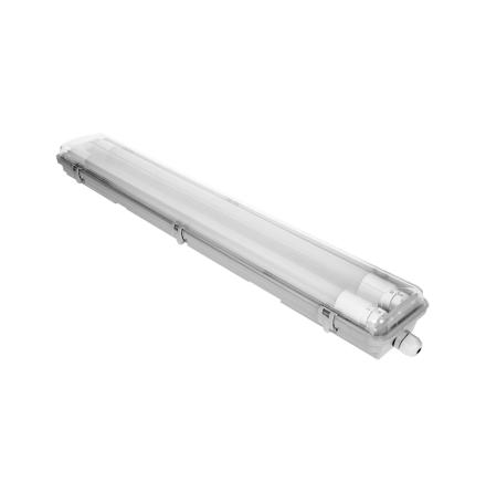 Herm Lysrörsarmatur LED 4000K 1800lm IP65