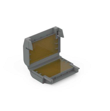 Wago 207-1331 Gelbox Storlek1 4mm² (4-pack)