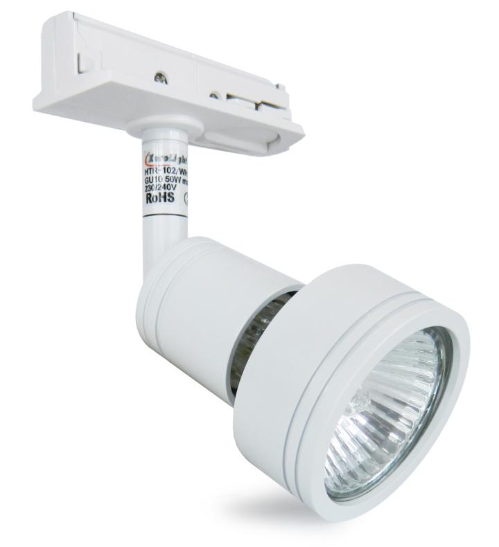 Puri Att Goldboy Sanaa: Xerolight Puri Spotline Set 230V 1-fas Silver / Vit