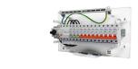ROGY Förmonterad Normcentral 18 moduler