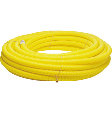 PipeLife Kabelskyddsrör/Markrör för kraftkabel 50m SRN Korrugerad