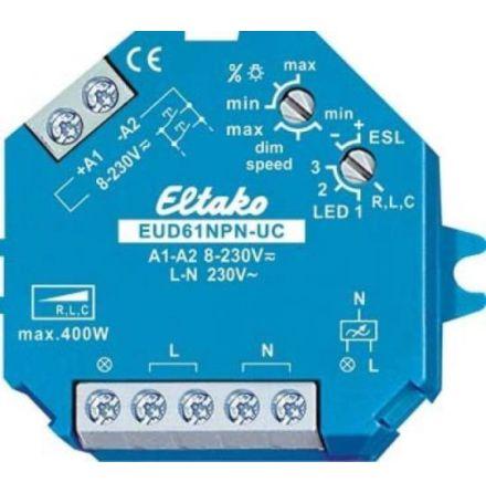 Eltako dosdimmer UNI EUD61NPN-UC 0-400W