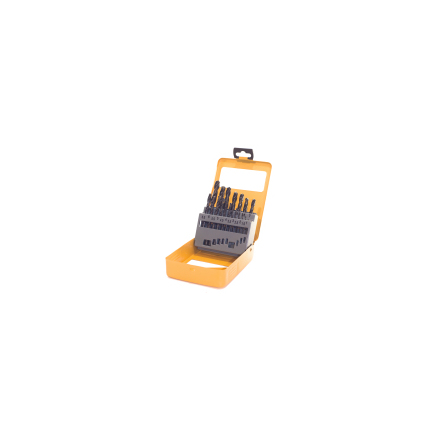 Borr sats HSS metallborr 19-delar (industri Kvalité)