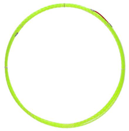 Dragfjäder 30m 4mm Grön lågfriktion Tvinnad