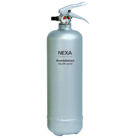 Nexa Brandsläckare 2kg Pulver