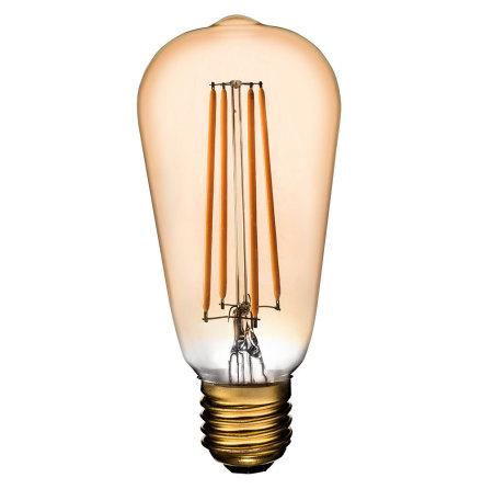 Airam Filament 5W Edison Dimbar E27 2200K