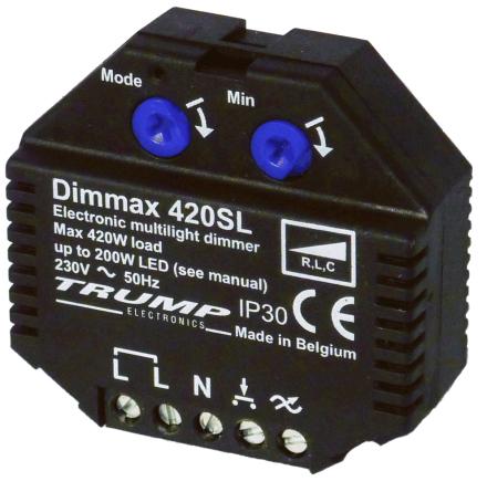 Dimmax Dosdimmer 420SL